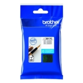 Cartridge Brother LC3617C, LC-3617C - oryginalny (Cyan)