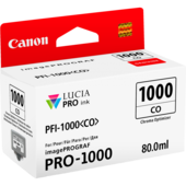 Cartridge Canon PFI-1000CO, PFI-1000 CO, 0556C001 - oryginalny (Chroma optimizer)