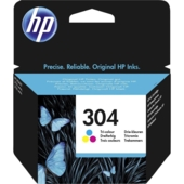Cartridge HP 304, HP N9K05AE - oryginalny (Kolor)