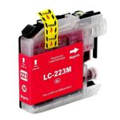 Cartridge Brother LC223M, LC-223M, LC223 - kompatybilna (Magenta)