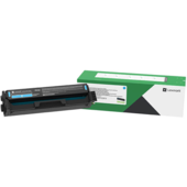 Toner Lexmark C3220C0, Return Program - oryginalny (Cyan)